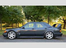 1990 MercedesBenz 190E Cosworth Evo II on eBay with
