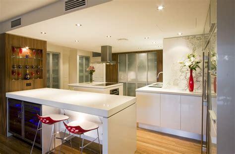Elegant-white-home-depot-kitchen-design-interior