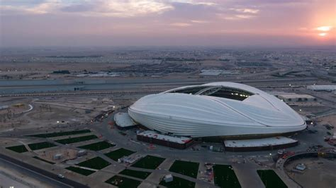 Jun 21, 2021 · qatar were awarded hosting rights to next year's world cup in 2010 but have since been hit with several accusations of corruption in relation to winning the bid, while human rights watchdogs have also been fiercely critical of the treatment of migrant workers who were drafted into the country to help build the necessary stadia. FIFA World Cup 2022™ - News - Qatar 2022 venue Al Wakrah ...