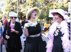 Teabaggers Explain Facts of Life to Raging Grannies Indybay