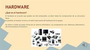 Hardware, Software, Tipos de software y ejemplos de cada tipo de soft