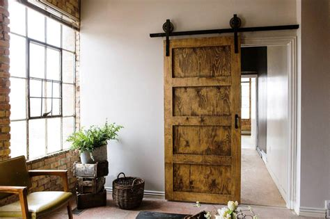 sliding closet barn doors 5 interior sliding barn door ideas mimi zackery
