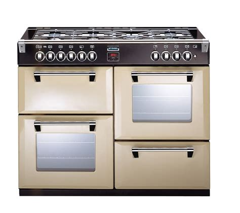 buy stoves richmond 1000dtf dual fuel range cooker chagne free delivery currys