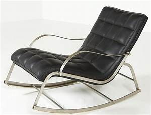23 modern rocking chair designs for Fauteuil rocking chair design