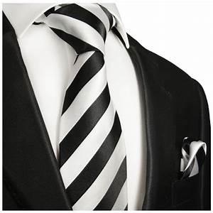 Küchenboden Schwarz Weiß : paul malone shop schwarz wei gestreift krawatten set 2tlg 100 seidenkrawatte mit ~ Sanjose-hotels-ca.com Haus und Dekorationen