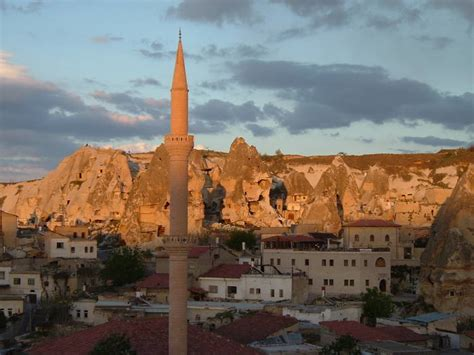cappadocia  goereme cave churches  homes