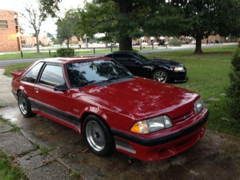 Find Used 1988 Mustang Saleen #662 In Hammond, Louisiana