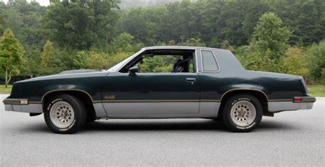 1986 Oldsmobile 442, Cutlass Salon Coupe