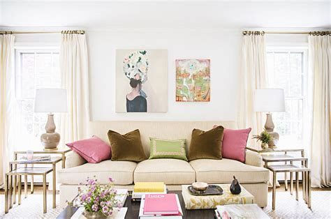 Raspberry Living Room Accessories by Home Accessories 2014 Popsugar Home