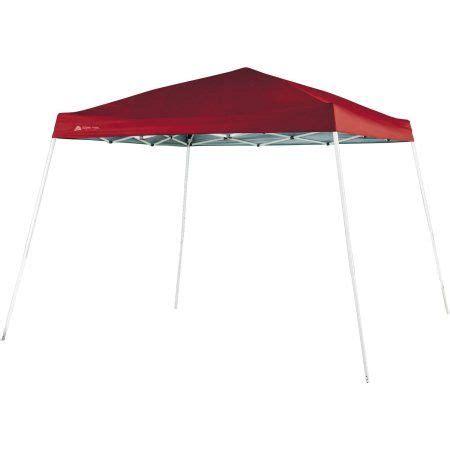 ozark trail    instant slant leg canopy