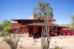 Frank Lloyd Wright Gebäude : 2012 modern phoenix home tour frank lloyd wright usonian homes pinterest architektur ~ Buech-reservation.com Haus und Dekorationen