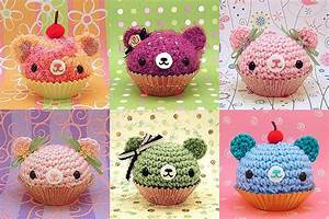 Cute Food images The Cupcake Bear Family wallpaper and ...