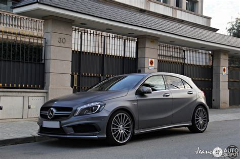 We analyze millions of used cars daily. Mercedes-Benz A 45 AMG - 20 February 2014 - Autogespot