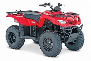 2003 Suzuki 450 Quad