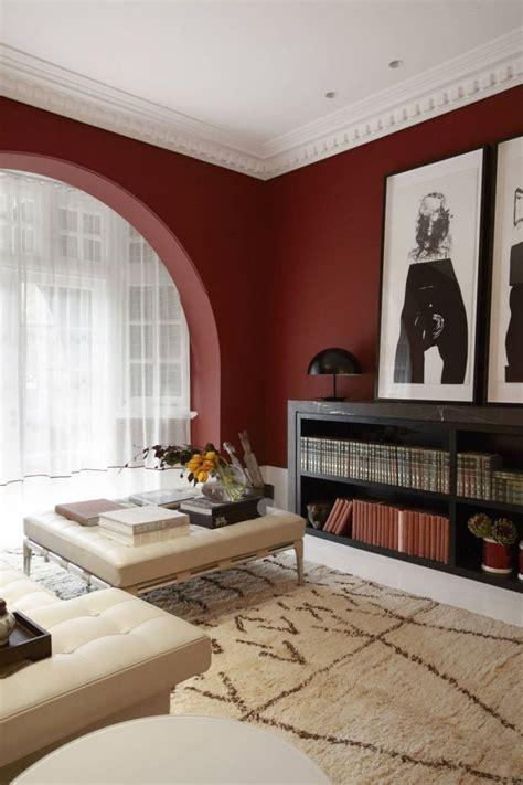 chambre taupe et pale peinture murale dans le salon et idées de déco en 25 photos