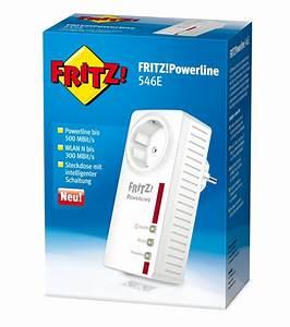 Smart Home Wlan : fritz powerline 546e intelligente steckdose mit wlan und ~ Lizthompson.info Haus und Dekorationen