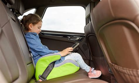 Booster Seat Laws Have Changed
