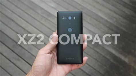 sony xperia xz2 compact review pocket rocket