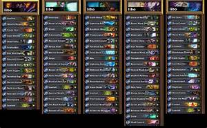 Hearthstone News All Decklists From WCA 2014 GosuGamers