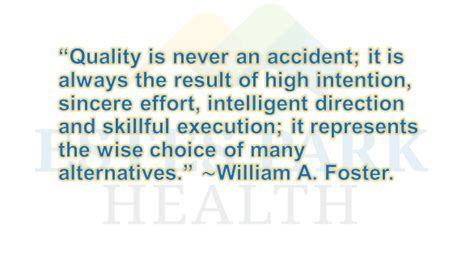 quality  patient safety estes park health