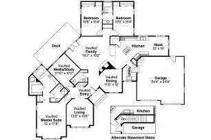 ranch floorplans gallery for gt ranch house plans