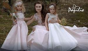 matching flower girl and bridesmaid dresses discount With wedding dresses with matching flower girl dress