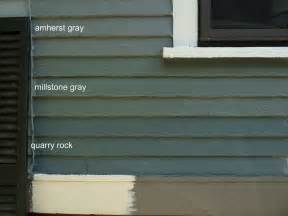 Grey Exterior Paint Schemes