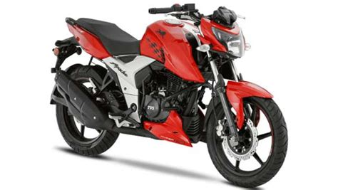 The new apache rtr 160 is most attracting paint job. TVS Apache RTR 160 4V ABS Launched (Price: Rs 98,644); Full Details Of The 160cc Apache ABS ...
