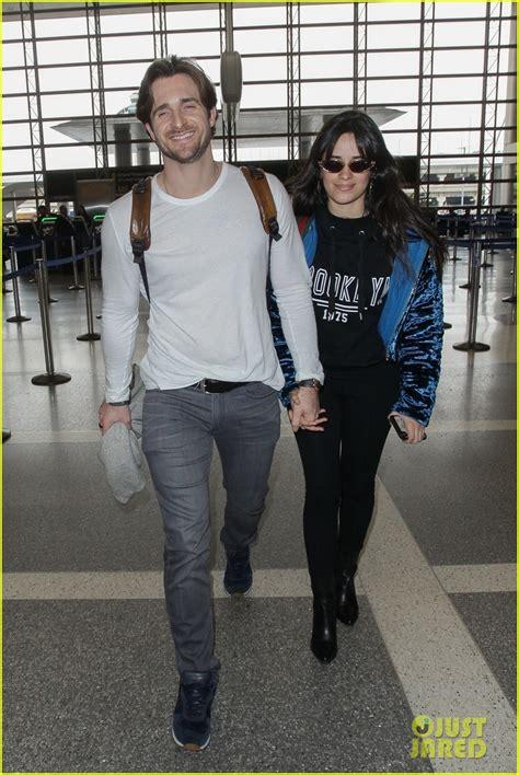 Camila Cabello Boyfriend Matthew Hussey Joins Her For
