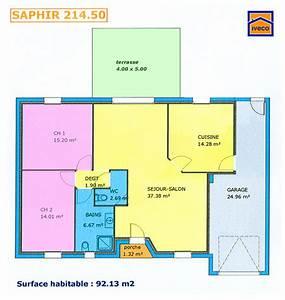 plan maison plein pied chambres with plan appartement 2 With amazing photo de plan de maison 2 descriptif chambres etudiants