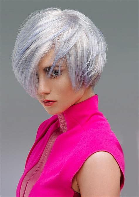 attractive short hairstyles  women