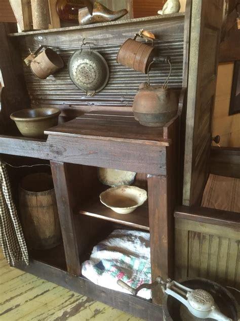 primitive dry sink   pallets wood pallet ideas