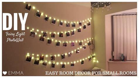 ideas for decorating a bedroom diy photo light wall polaroid room decor cc
