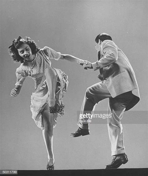 Lindy Hop by Lindy Hop Stock Photos And Pictures Getty Images