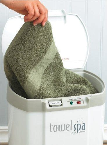 Bathroom Electronic Gadgets by Enjoy The Luxury Of A Freshly Warmed Towel Anytime