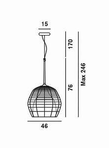 Cage Large Pendant By Diesel  U2014