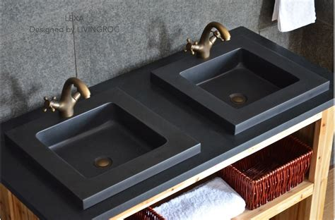 square drop in bathroom sink 18 quot x18 quot drop in square black mongolia black bathroom sink