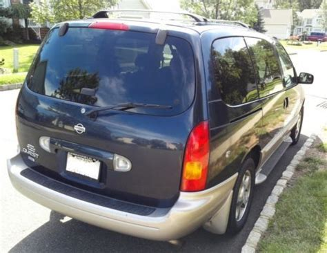 accident recorder 2012 nissan quest parking system sell used 2000 nissan quest se mini passenger van 4 door 3 3l in kendall park new jersey