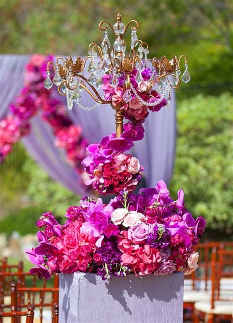 stylish purple wedding color ideas page    puff