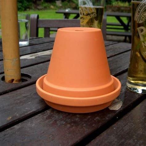 flower pot ashtray terracottaukcom  home  uk