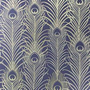peacock papier peint matthew williamson loulou jasmin