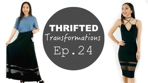 Thrifted Transformations  Ep 24 @coolirpa Upcycle Thrift
