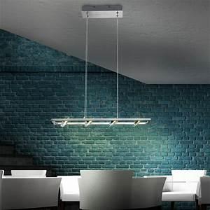 Esszimmer Lampe Led : 20w led pendelleuchte esszimmer deckenlampe pendellampe h nge lampe leuchte neu ebay ~ Markanthonyermac.com Haus und Dekorationen