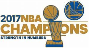 Golden State Warriors 2017 Champion Logo decals (stickers ...