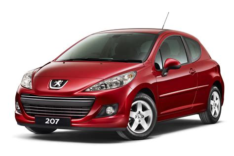 peugeot cars images peugeot uk announces 207 millesim 200 special edition