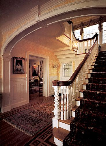 Colonial Interior Design  Oldhouse Online