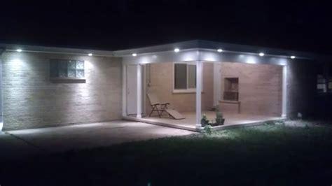 outdoor recessed lighting recessed porch light fixtures in outdoor recessed