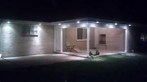 Recessed Porch Light Fixtures