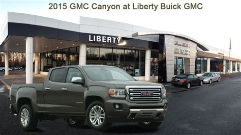 Liberty Buick Gmc by Liberty Buick Gmc Announces The Return Of The Gmc Truck