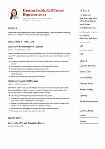 Call Centre Resume Sample Call Center Resume Guide 12 Free Downloads 2020